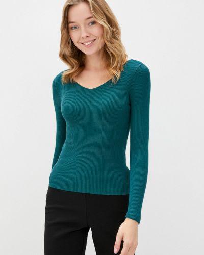 Зеленый пуловер Jacqueline De Yong