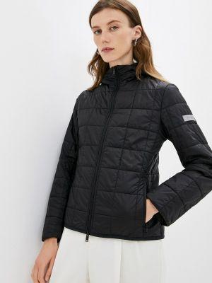 Черная демисезонная куртка Max Mara Leisure
