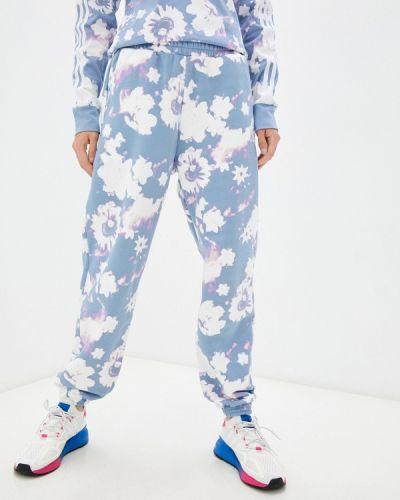 Спортивные брюки - голубые Adidas Originals