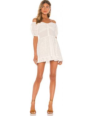 Платье мини на пуговицах с вырезом Finders Keepers
