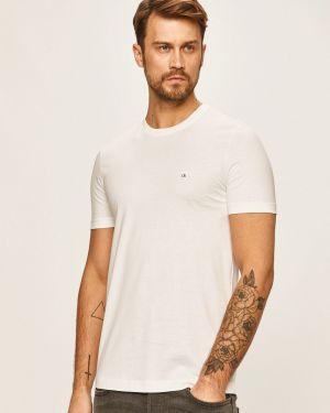 Koszula z wzorem wełniany Calvin Klein