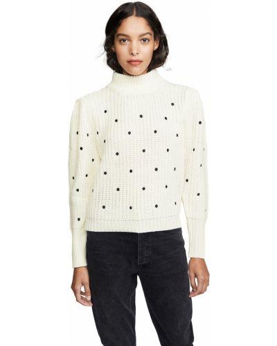Текстильная свитер с вышивкой English Factory