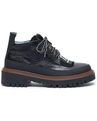 Ботинки - черные Aquamarin