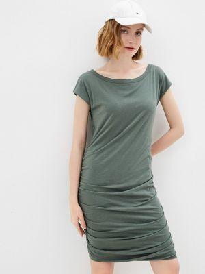 Зеленое платье для беременных Gap Maternity