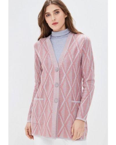Розовый кардиган Milana Style
