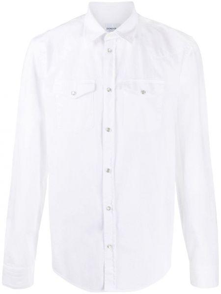 Koszula z długim rękawem długa kowboj Dondup