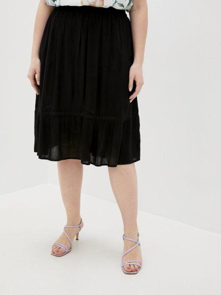 Черная юбка Zizzi
