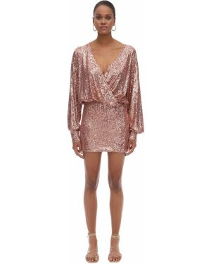 Платье мини с пайетками макси Lautre Chose