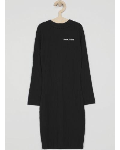 Длинное платье с рукавами однотонное Pepe Jeans