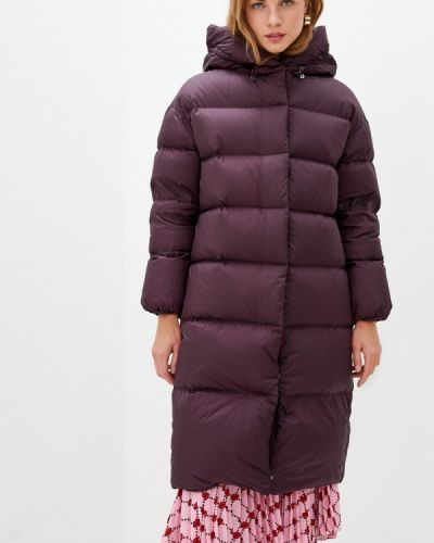 Фиолетовая зимняя куртка Add