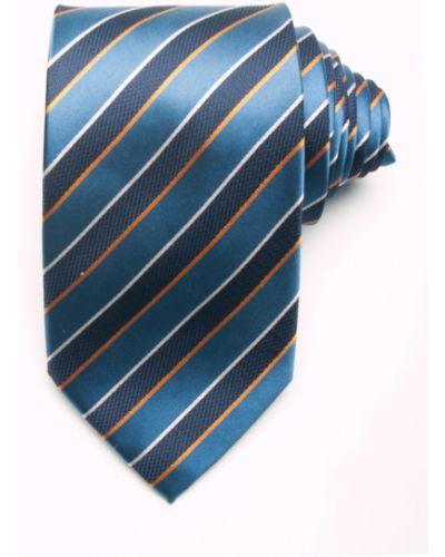 Синий галстук Basile