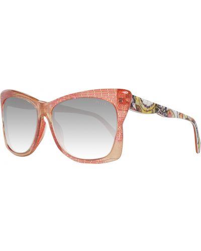 Różowe okulary Emilio Pucci