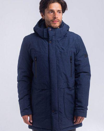 Джинсовая куртка с капюшоном Ugos