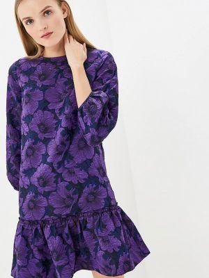 Фиолетовое платье Madam T