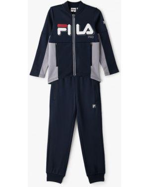 Спортивный костюм синий костюмный Fila