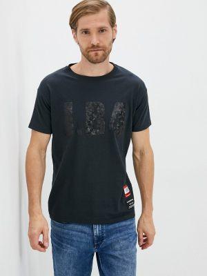 Серая футболка осенняя J.b4