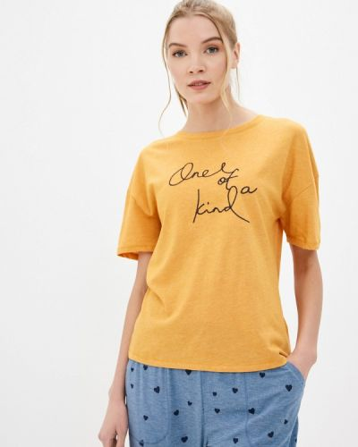 Домашняя оранжевая футболка Marks & Spencer