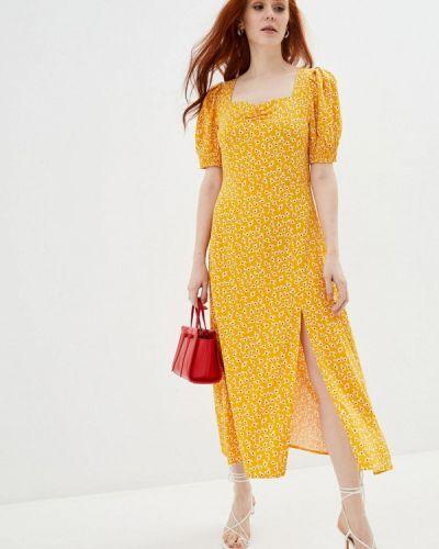 Платье - желтое Evolve