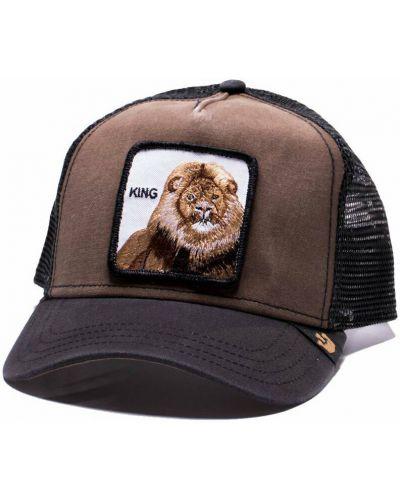 Brązowa czapka Goorin Bros