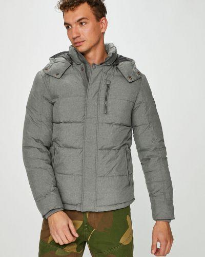 Утепленная куртка с капюшоном стеганая Wrangler