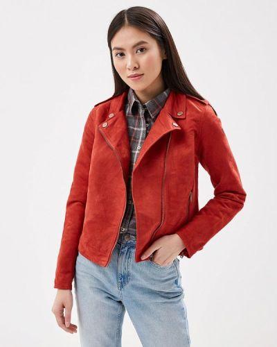 Красная куртка весенняя Roxy