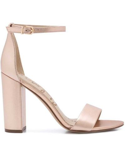 Босоножки на каблуке на шпильке на высоком каблуке Sam Edelman