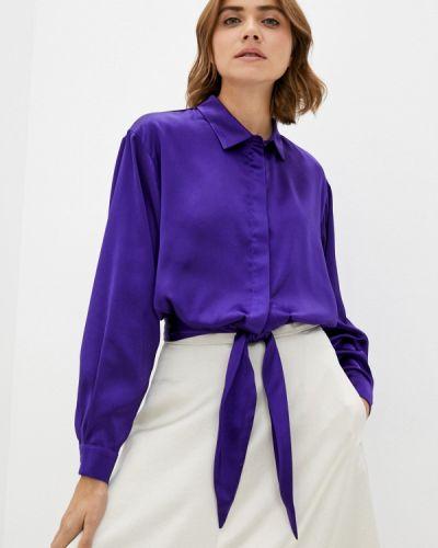 Блузка с длинными рукавами - фиолетовая Imocean