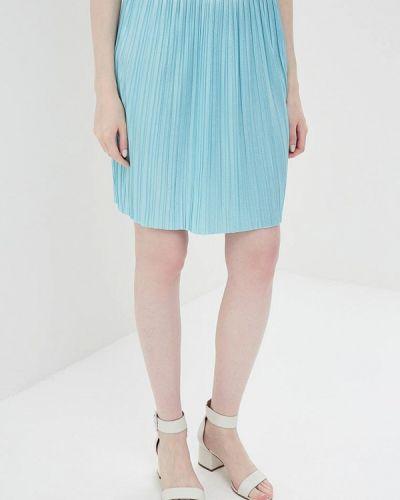 Голубая юбка By Swan