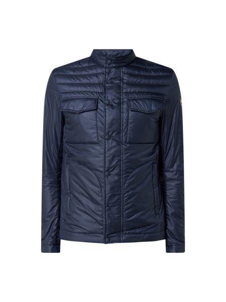Niebieska kurtka pikowana Colmar Originals