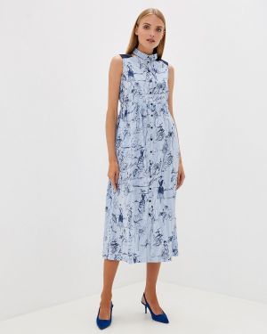 Платье прямое Helmidge