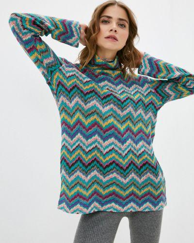 Зеленый свитер энсо