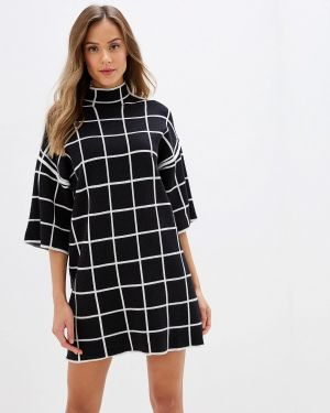 Платье вязаное осеннее Sweewe