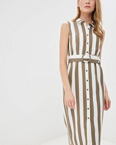 Платье платье-рубашка Unq