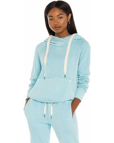 Пуловер с рукавом реглан - синий Nsf