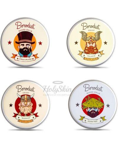 Бальзам для бороды Borodist
