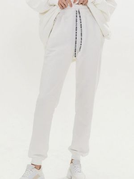 Спортивные белые спортивные брюки Jam8