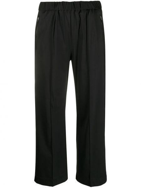 Спортивные брюки укороченные с поясом Calvin Klein