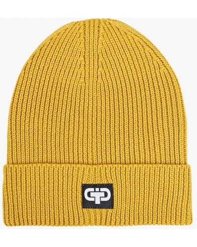 Желтая шапка Tutu