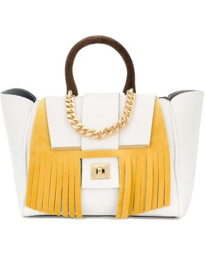 Сумка среднего размера сумка-тоут белый Alila