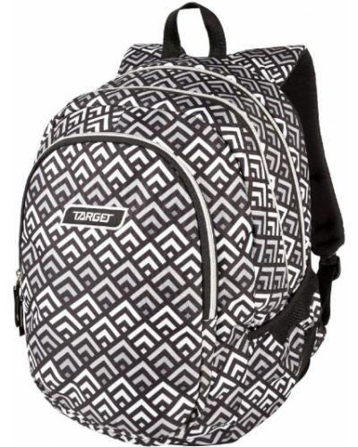 Черный школьный ранец Target
