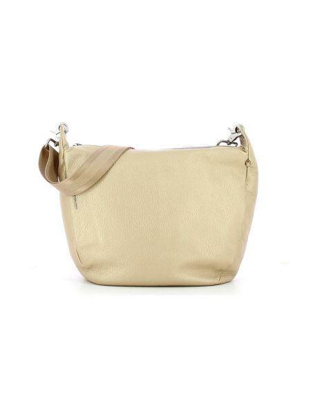 Beżowa torba na ramię Mandarina Duck