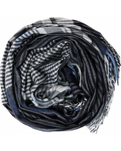 Шарф темно-синий синий Finn Flare