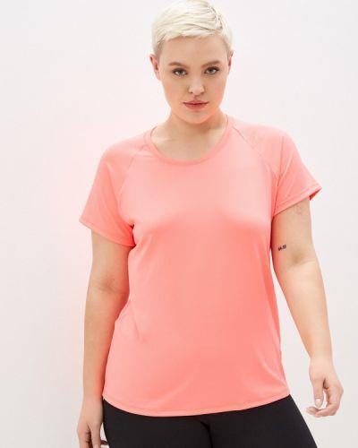Розовая спортивная футболка Nativos