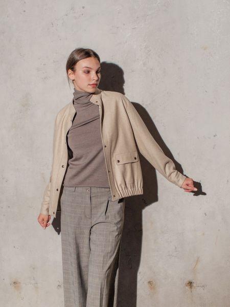 Повседневная куртка - бежевая Mariolli