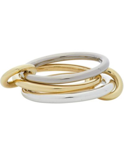 Czarny pierścień Spinelli Kilcollin