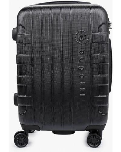 Черный чемодан Bugatti