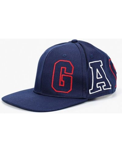 Синяя бейсболка 2018 Gap