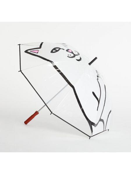 Biały parasol Ripndip