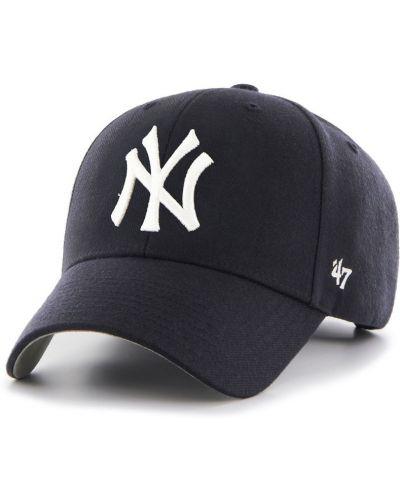 Шляпа синий темно-синий 47brand