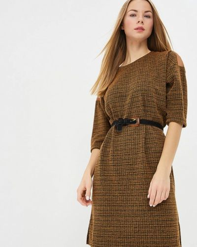 Платье - коричневое Vis-a-vis